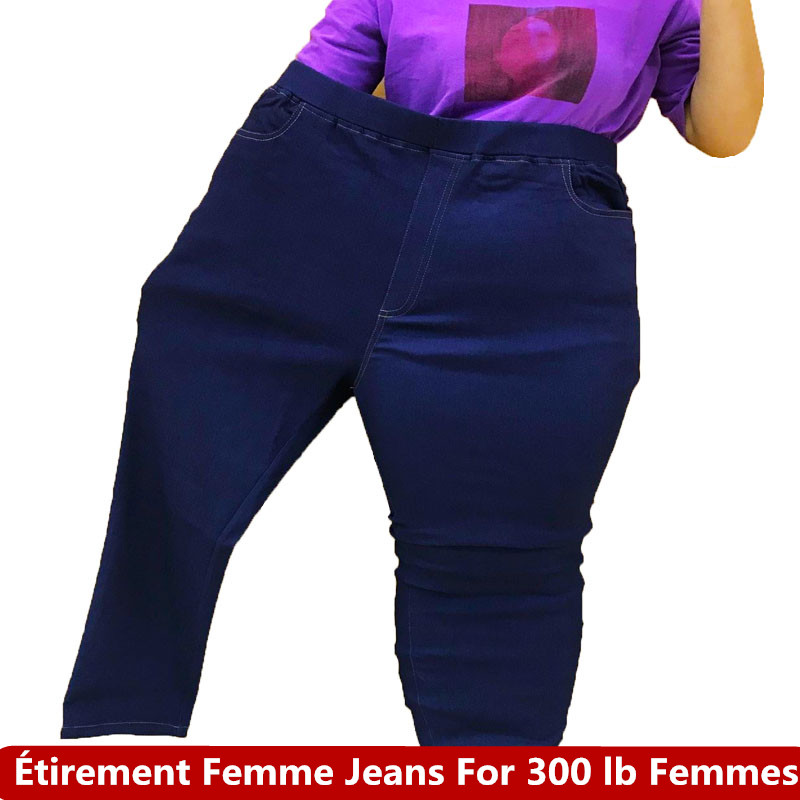High Waist Trousers Femme Pant Plus Size 9XL 8XL 7XL 2018 Autumn Winter High Stretch Women Pants Ladies Pencil Pants
