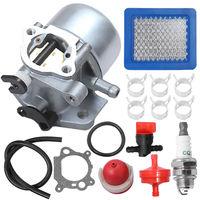 Braçadeira Kit Carburador 799866 796707 Quantum de Ar Do Motor filtro de combustível vela de ignição Para Briggs & Stratton 790845 799871