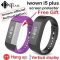 Original iwown i5 Plus Smart Bracelet i5plus Wristband Bluetooth 4.0 Activity Tracker SmartBand Passometer Sleep Monitor