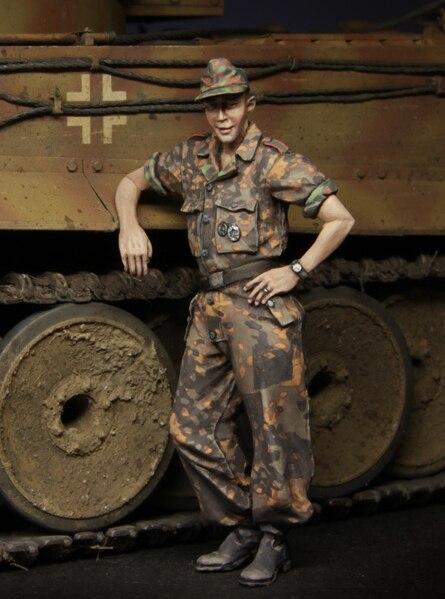 1:35  Panzer Crew, Kursk 1943  6