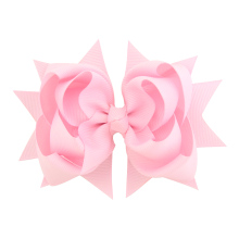Newest 1piece Solid 4 7 Inch Grosgrain Ribbon Bows Accessories With Clip Boutique Bow Hairpins Hair Ornaments 722 cheap Headwear Fashion YHXX YLEN Children Girls Polyester about 4 7 inch 20 colors are available Handmade Baby Girl Accessories