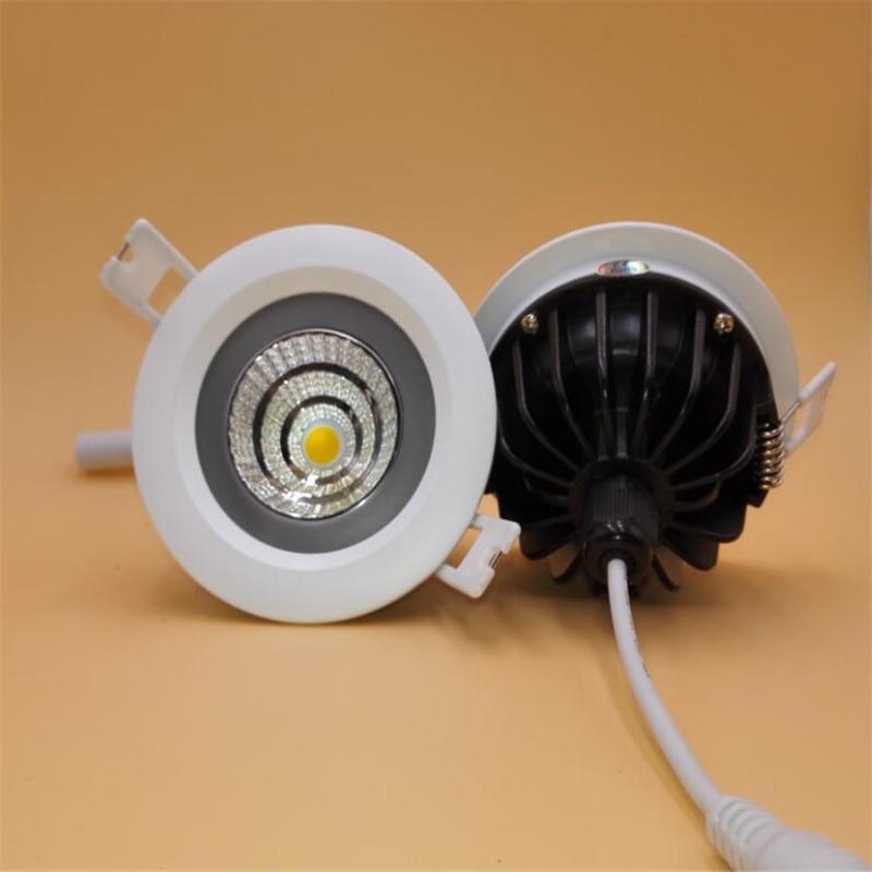 Fabrika vruća prodaja 15 W COB osvijetljena svjetlo Vodootporna IP65 - Unutarnja rasvjeta - Foto 2
