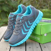 Women Casual Shoes 2016 New Fashion Women Shoes Mesh Shoes Woman With Breathable Blue
