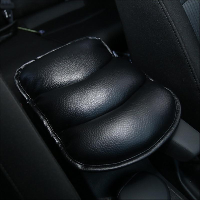 Car Center Console Arm Rest Seat Pad For Land Rover LR4 LR3 LR2 Range Rover Evoque Defender Discovery Freelander