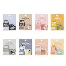 Letter Lover Magnetic Bookmark Probe Small Animal Series Creative Fresh Student Gift Cute Metal Gift Cartoon Bookmark Page Clip animal animal an026emihk24 page 4 page 5