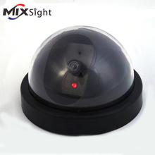 zk60 indoor/outdoor Surveillance Dummy Ir Led Wireless Fake dome IP camera home CCTV Security Camera Simulated video