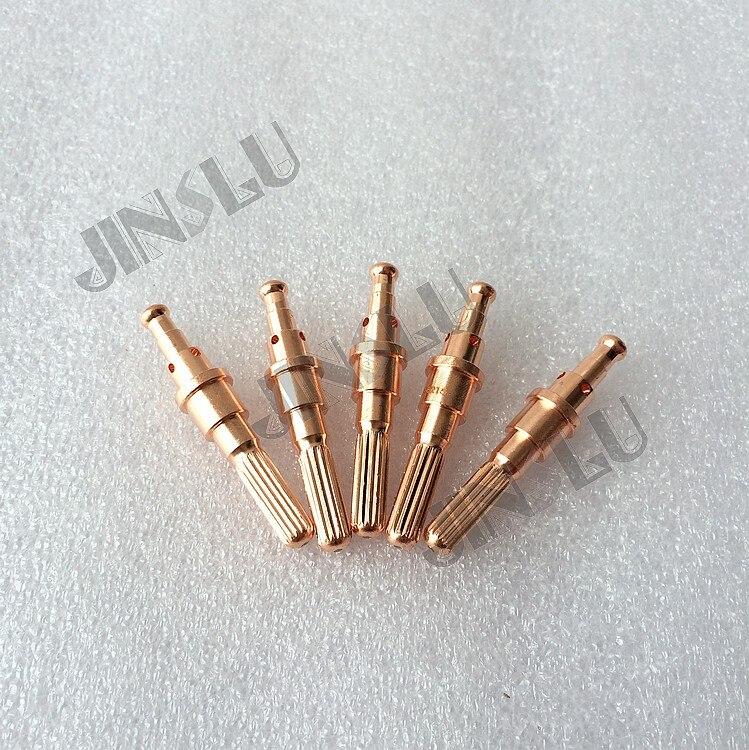 Free shipping 9-8215 Plasma Electrode Fit Thermal Dynamics Plasma Torch,10 PCS
