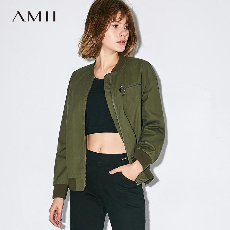 Chaqueta verde militar mujer 2019