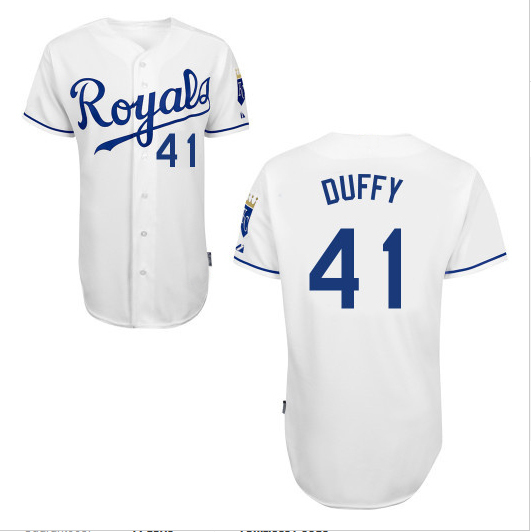 ... 41 danny duffy jersey stitched kansas city royals baseball jerseys  customized cheap authentic custom buy direct 44990dec9