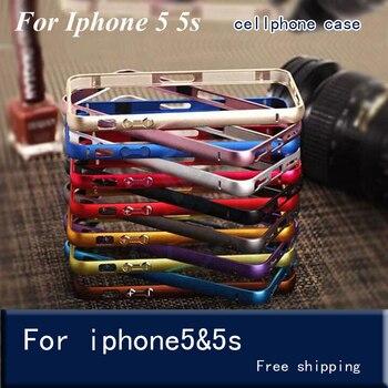 الوفير على آيفون 5 sbumper إطار حالة تغطية ل iphone 5 5 ثانية ultr رقيقة ضئيلة حالة تغطية ل iphone 5 5 ثانية حالة