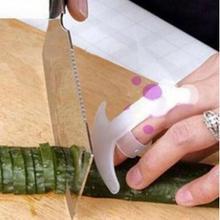 Для резки овощей палец протектор Кухня инструмент палец охранников анти-вырезать палец артефакт