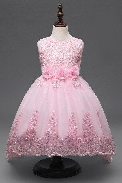 2d32c200b42 Платье с блестками для маленьких девочек 4 12 лет
