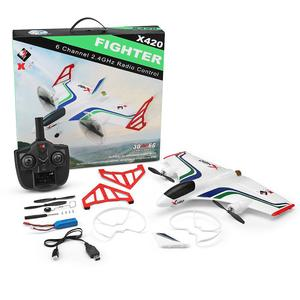 Image 5 - Drone de jouets en 3D, RC 3D, avion de course, télécommande, décollage Vertical, atterrissage, avion à aile fixe, parc extérieur
