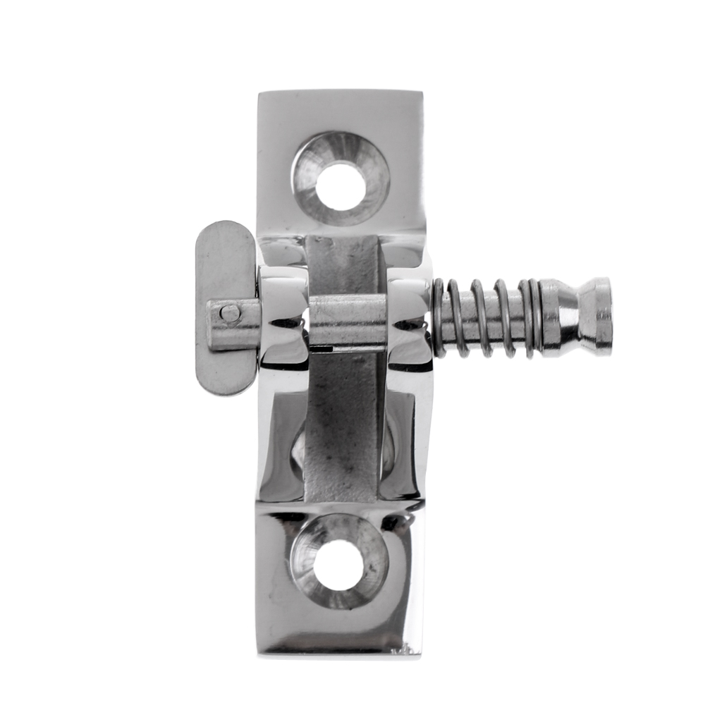 Image 4 - 316 Stainless Steel Deck Hinge Boat Bimini Top Fitting 90 Degree Quick Pin-in Marine Hardware from Automobiles & Motorcycles