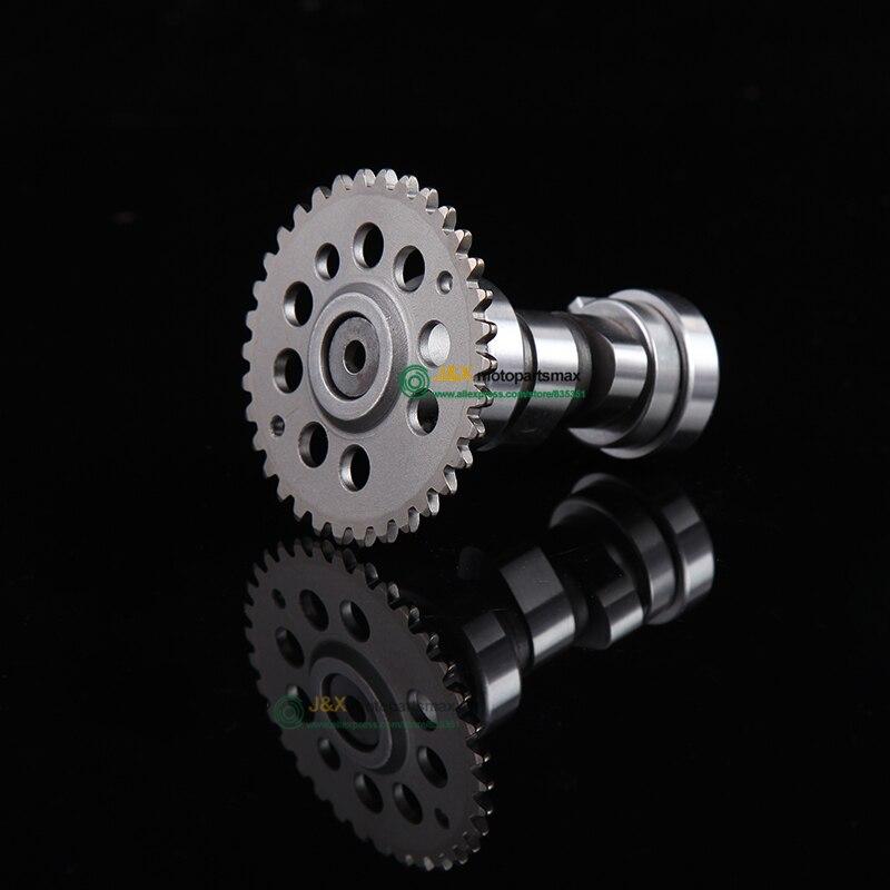 GY6 125 150 montant GY6 180cc 4 temps alésage 58.5MM cylindre KIT course A14 arbre à cames carburateur CDI bobine d'échappement - 2