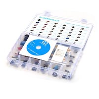 37 Sensor Kit In 1 Box Sensor Kit Module Suite Variety For Arduino With Retail Box