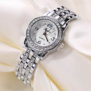 Dress Watch Clocks Quartz Women Ladies New-Fashion Montre Femme Brand