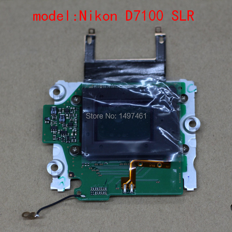 New Image Sensors CCD COMS matrix With Filter Repair Part for Nikon D7100 SLR new image sensors ccd coms matrix with filter repair part for nikon d7100 slr