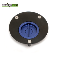 CNC Billet Aluminum Keyless Fuel Gas Tank Cap for YAMAHA YZF R6 R6S 99 10 YZF 600R 95 99 YZF R1 98 10 FZR1000 FZR 1000 ALL YEAR