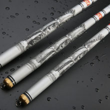 High Quality Telescopic Fishing Rod Carbon Fiber Casting Rods 3.6m-7.2m Hand Freshwater Feeder for Carp Fishing(China)