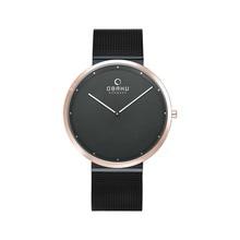 Наручные часы Obaku V230GXMBMB мужские кварцевые на браслете