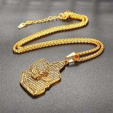 Faravahar Ahura Pendant Necklace Stainless Steel Ahura Zoroastrian Achaemenian Pendant Iranian Map Iran Jewelry GP2835