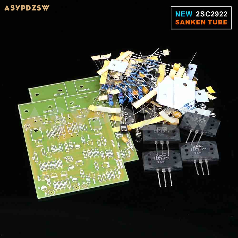 NEW 2PCS 2 channels NAP AMP 140 Kit Clone UK NAIM NAP140 Power amplifier DIY Kit