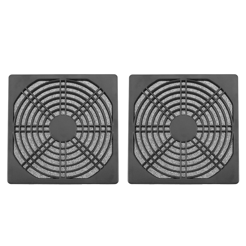 New Dustproof 120mm Case Fan Dust Filter Guard Grill Protector Cover PC Computer Fan Cover Case High Quality new high quality bracket tray caddy dustproof dust prevention for hp microserver gen8