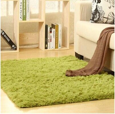Nouveau 1200mm x 2500mm x 45mm épais riche tapis Shaggy grand tapis doux tapis coureur tapis de sol tapis de salon tapis - 2