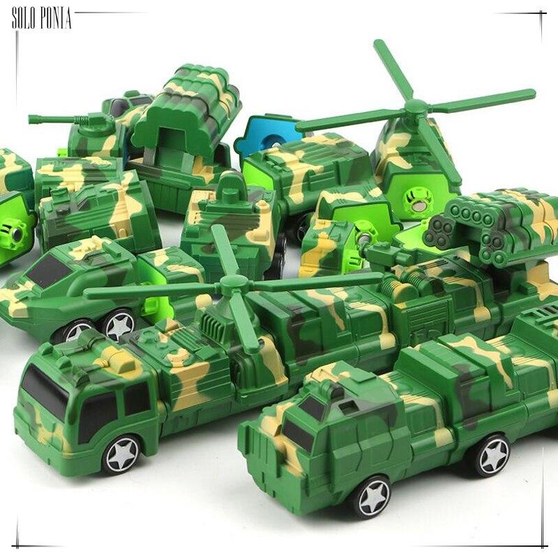 1 set Véhicule jouets pour enfants magnétique blocs Montessori jouet éducatif modèle de voiture avion bateau pour l'éducation Préscolaire