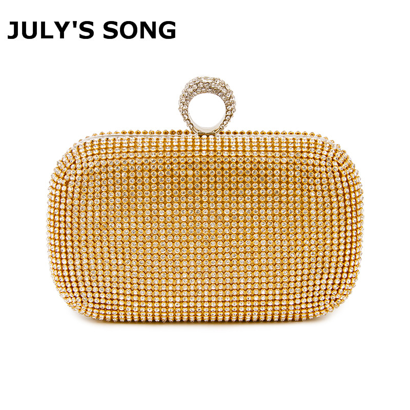 Evening Clutch Bags Diamond-Studded Evening Bag With Chain Shoulder Bag Women's Handbags Wallets Evening Bag For Wedding Party tassel detail studded chain bag