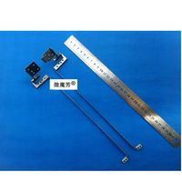 New Laptop LCD Hinges For Toshiba Satellite C870 C870D C875 C875D L870 L870D L875 L875D S875