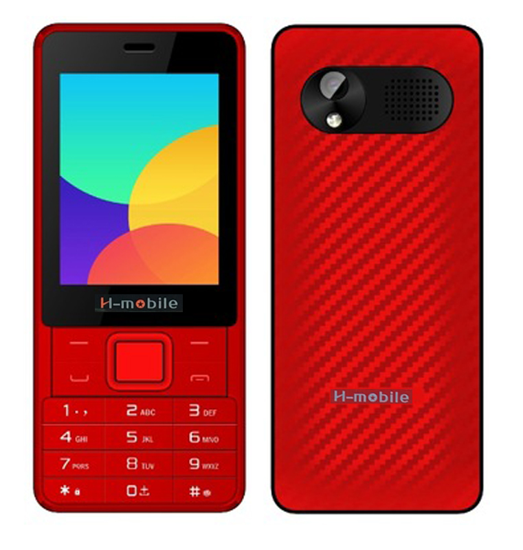 2017 New Original H Mobile T810 Phone Three SIM Card Bluetooth Flashlight MP3 MP4 FM Camera