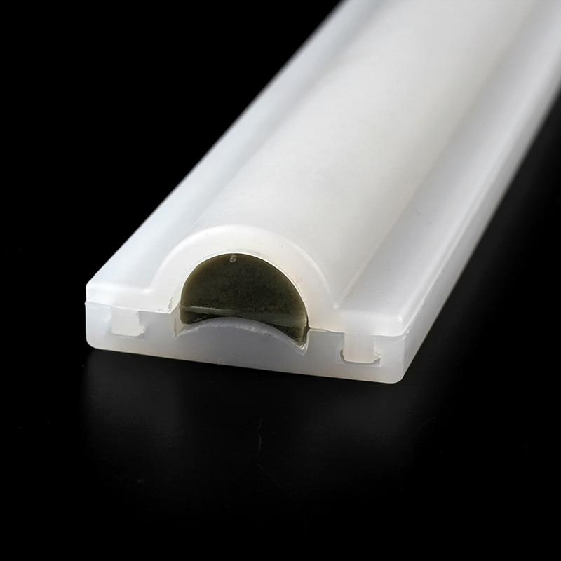 Forma e tubave të formës së gjysmëhënës me silikoni silikoni me Nicole për Vegël Dekorimi të punuar me dorë