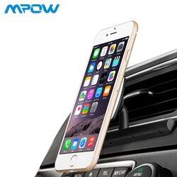 Mpow mcm9b magnético cd slot suporte de montagem do carro 360 graus giratória universal suporte do telefone carro para o iphone gps samsung huawei xiaomi