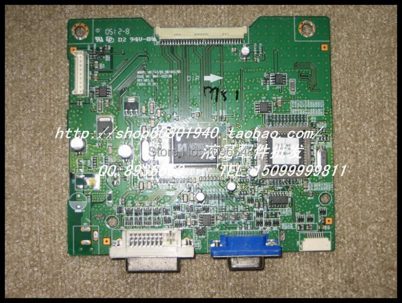 Free Shipping>Original 100% Tested Work 9513-AG1 Driver Board BN41-00003A Driver Board free shipping original 100% tested work lcd a174v power board 715g1236 3 as