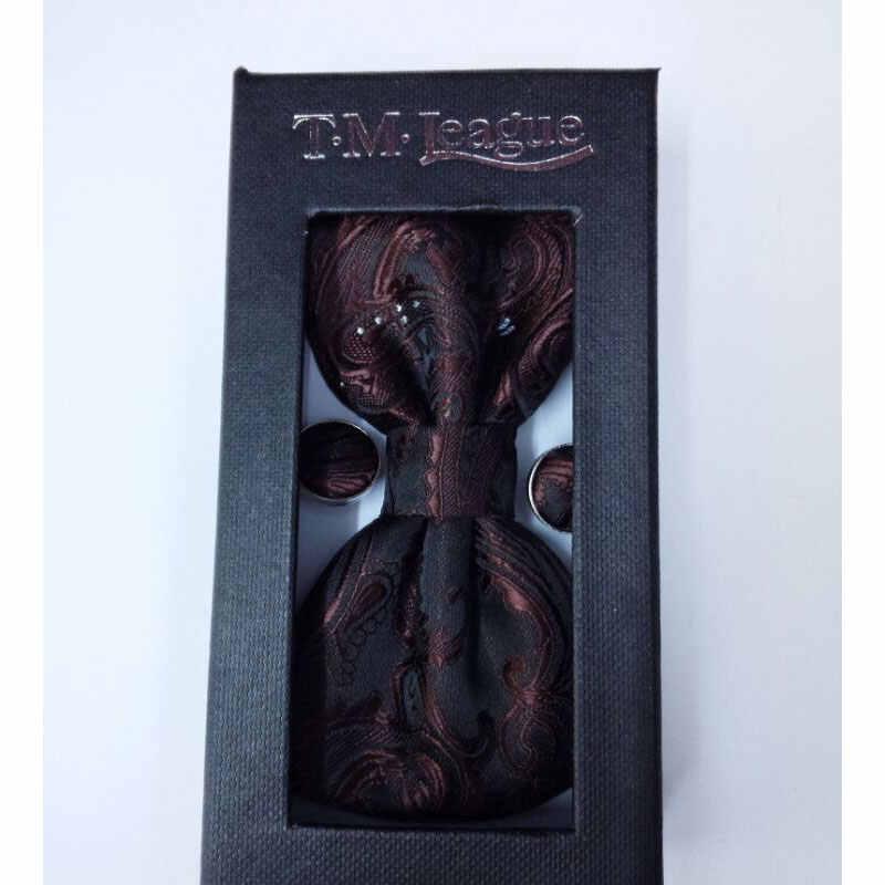 Bow Tie men Moda Caju Flor Bow Tie Multi-Color Trend Bow Tie Ties & Collar Destacável
