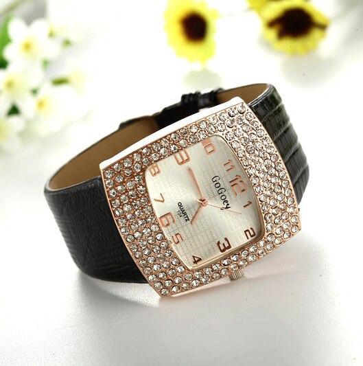 Dames Horloge Beroemd Gogoey Merk Diamant Decoratie Horloge Dames - Dameshorloges - Foto 6