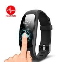 Sport Smart Bracelet Heart Rate Monitor Activity Tracker Wristband Health Fitness Tracker Waterproof Smart Wristband