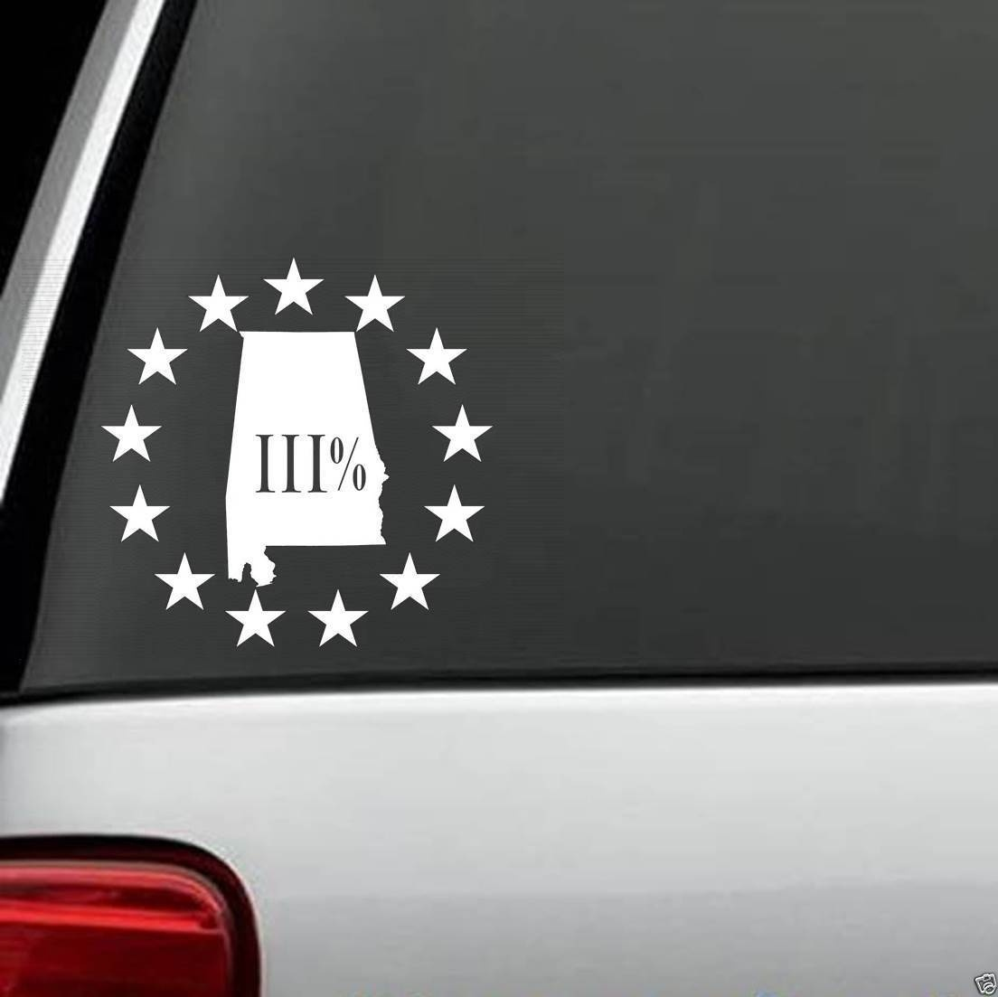 Buy alabama car decals and get free shipping on aliexpress com