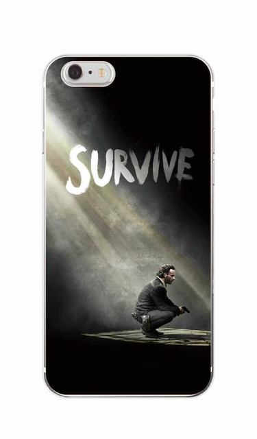 The Walking Dead Case For Samsung & iPhone