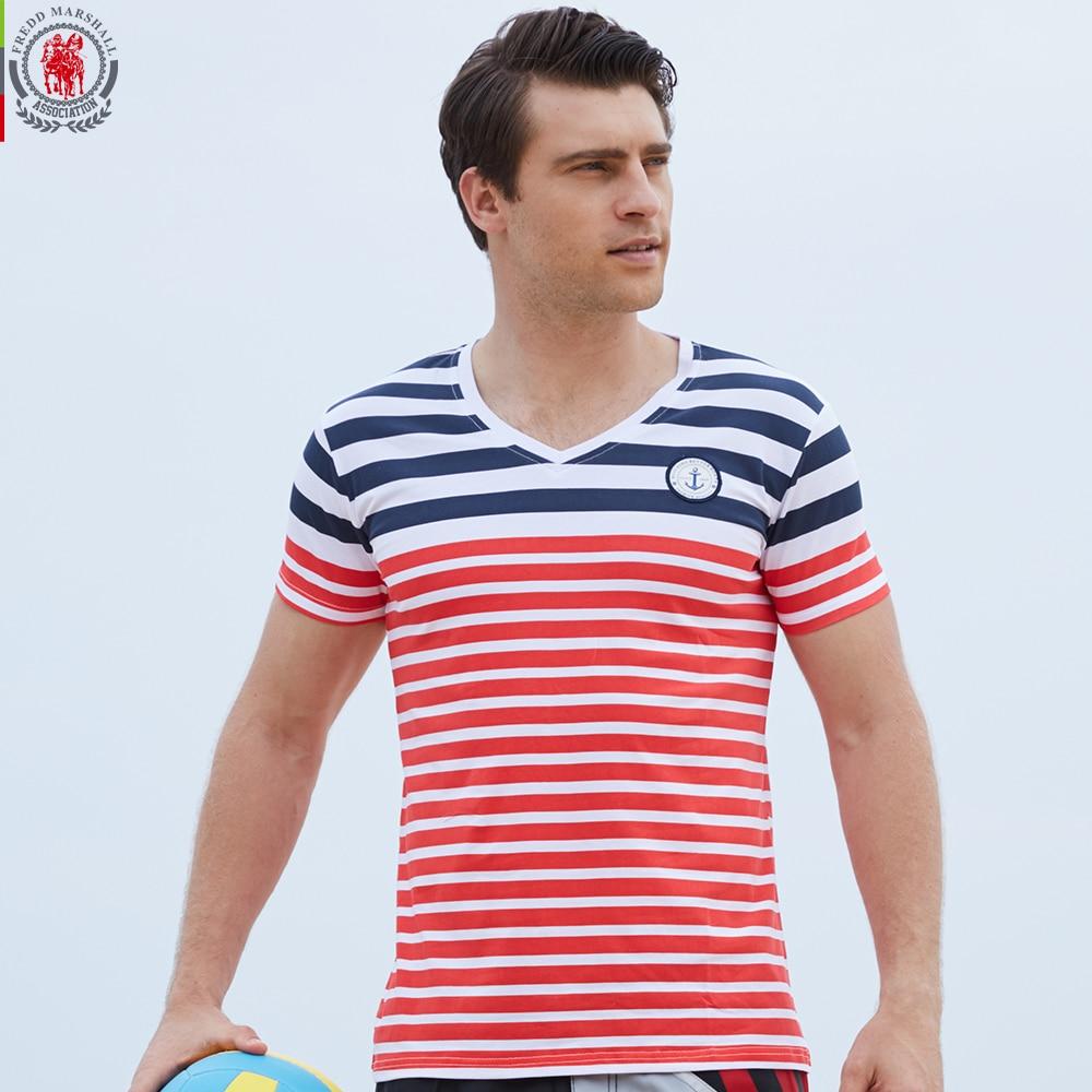 2016 new brand men t shirt casual v neck short sleeve tees for Branded v neck t shirts