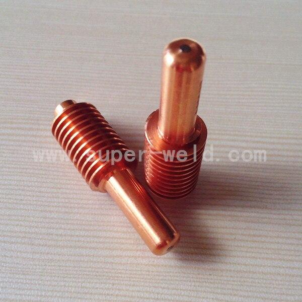 220037 Electrode 40pcs per lot for 100A Plasma Cutting Consumables