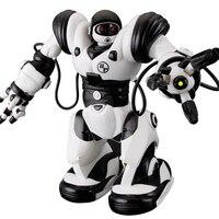 RC робот tt323 фигурку игрушки пульт дистанционного управления Электрические RC роботы обучения ребенка развивающие игрушки робота Классическ