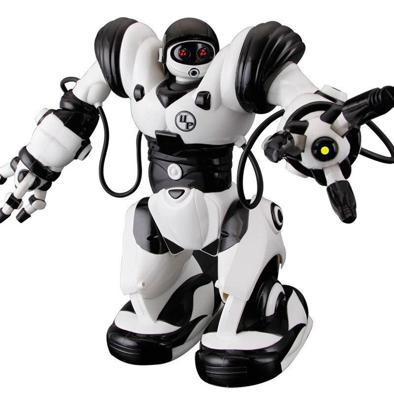 Rc Robot TT323 figurine jouet télécommande électrique RC Robots enfant apprentissage éducatif robot jouets classique jouet enfant cadeaux
