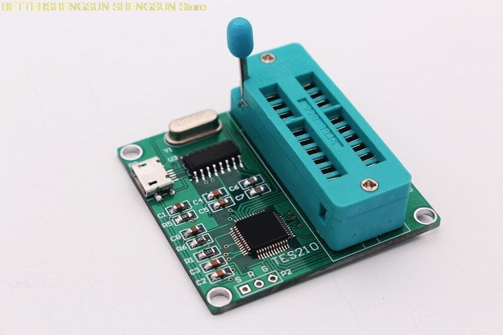 Nowa wersja USB zintegrowany tester obwodów 7440 serii IC analogowy układ logiki brama może być oceniana.