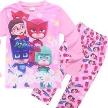 Kids Christmas Pajamas Superhero Bobo Choses Pijamas Set 2017 Moana Children's Sleepwear Boys Pyjamas Girls Spiderman Clothing