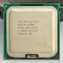 intel xeon E5420 LGA 775 2 5GHz 12M 1333Mhz CPU equal to LGA775 works on LGA775