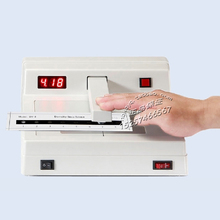 Yu DM3010A black and white densitometer density meter nigrometer transmission density meter density range 4.5