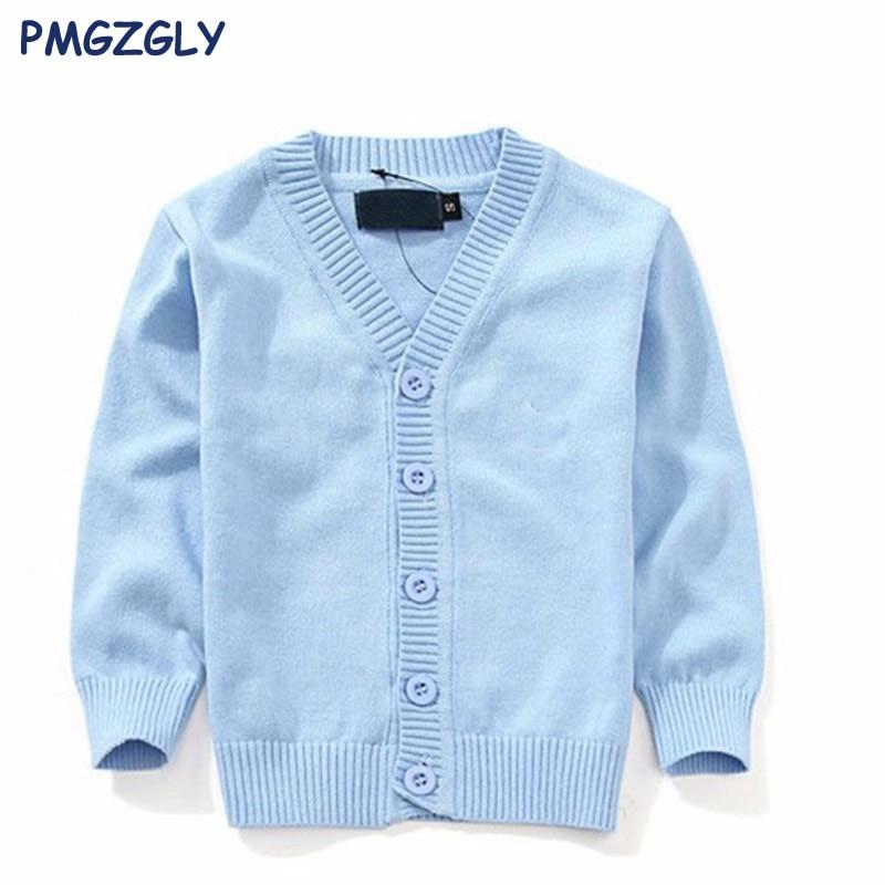 1-5 Jahre Kind Pullover Mantel Baumwolle Jungen Langarm Top Kleidung Säuglings Mantel Mädchen Strickjacke Pullover Mantel Solide Öffnen Stich K